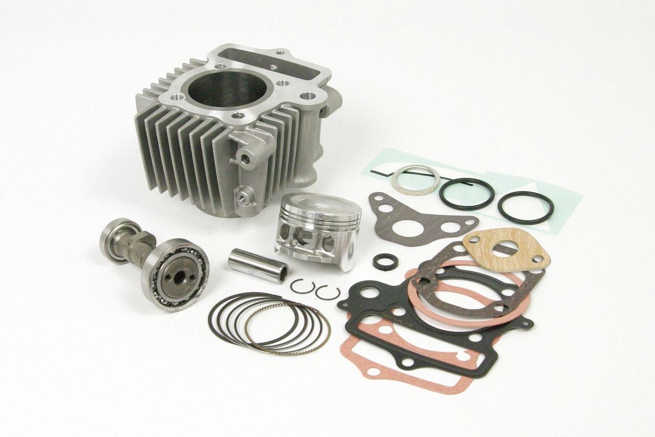 e Stage 81cc 加大缸徑套件(附凸輪軸)