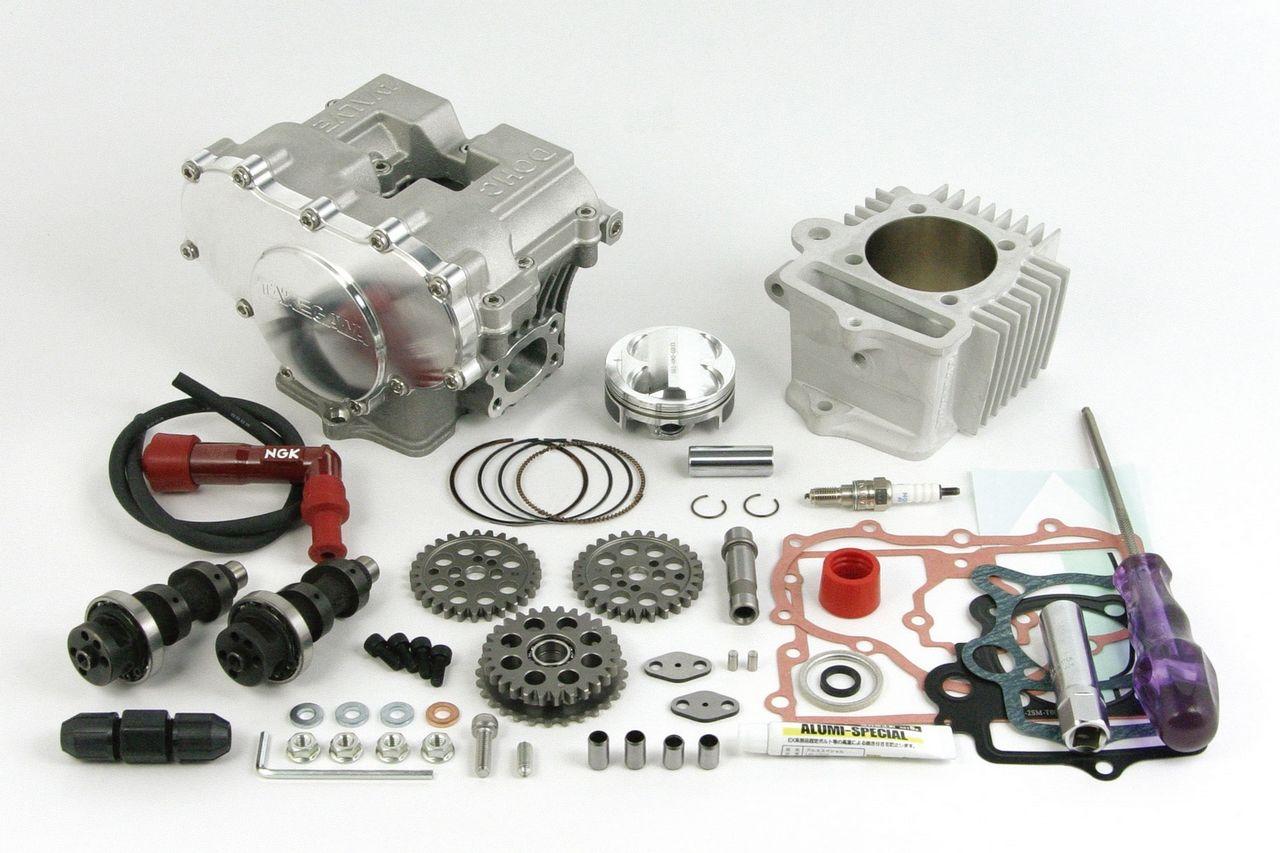 DOHCHead squat106cc加大缸徑套件(附凸輪軸:D15/15)