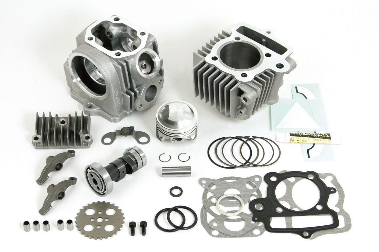 RStage+D 88cc加大缸徑套件(鋁合金製鐵缸套)