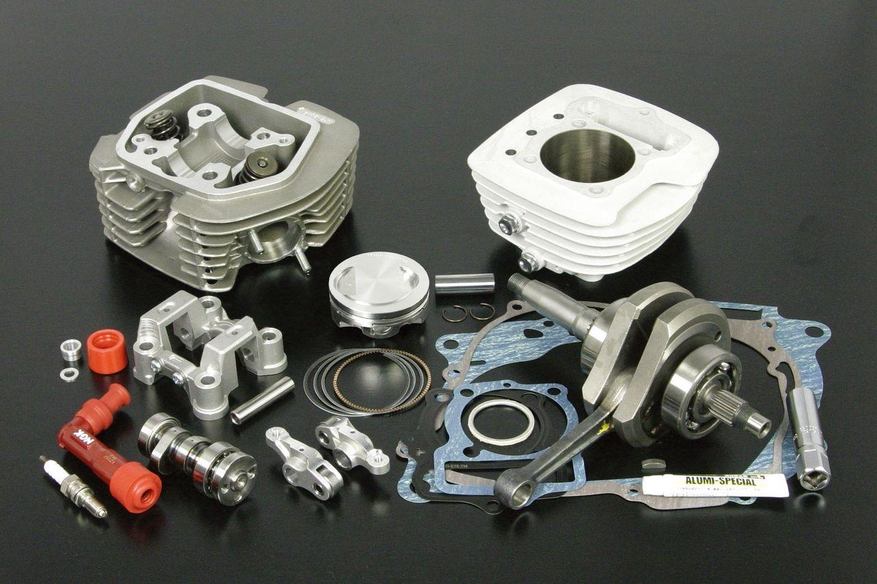 超級汽缸頭+R套件