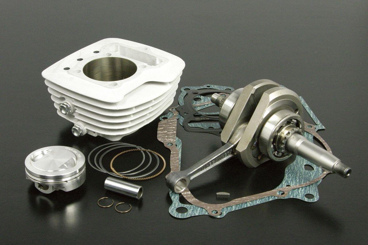 SCUT 146cc升級套件
