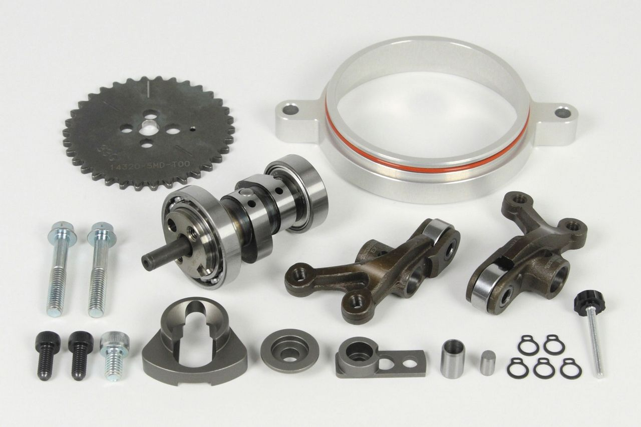 S Stage自動減壓凸輪與滾輪搖臂套件CYGNUSX (新勁戰)