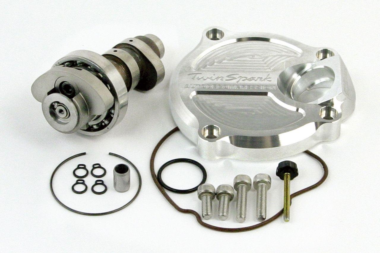 雙火星塞點火超級汽缸頭+R用減壓凸輪軸(附側蓋)