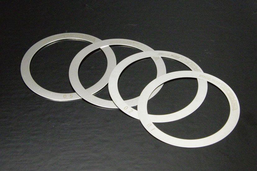 軸向墊片組/不鏽鋼型式