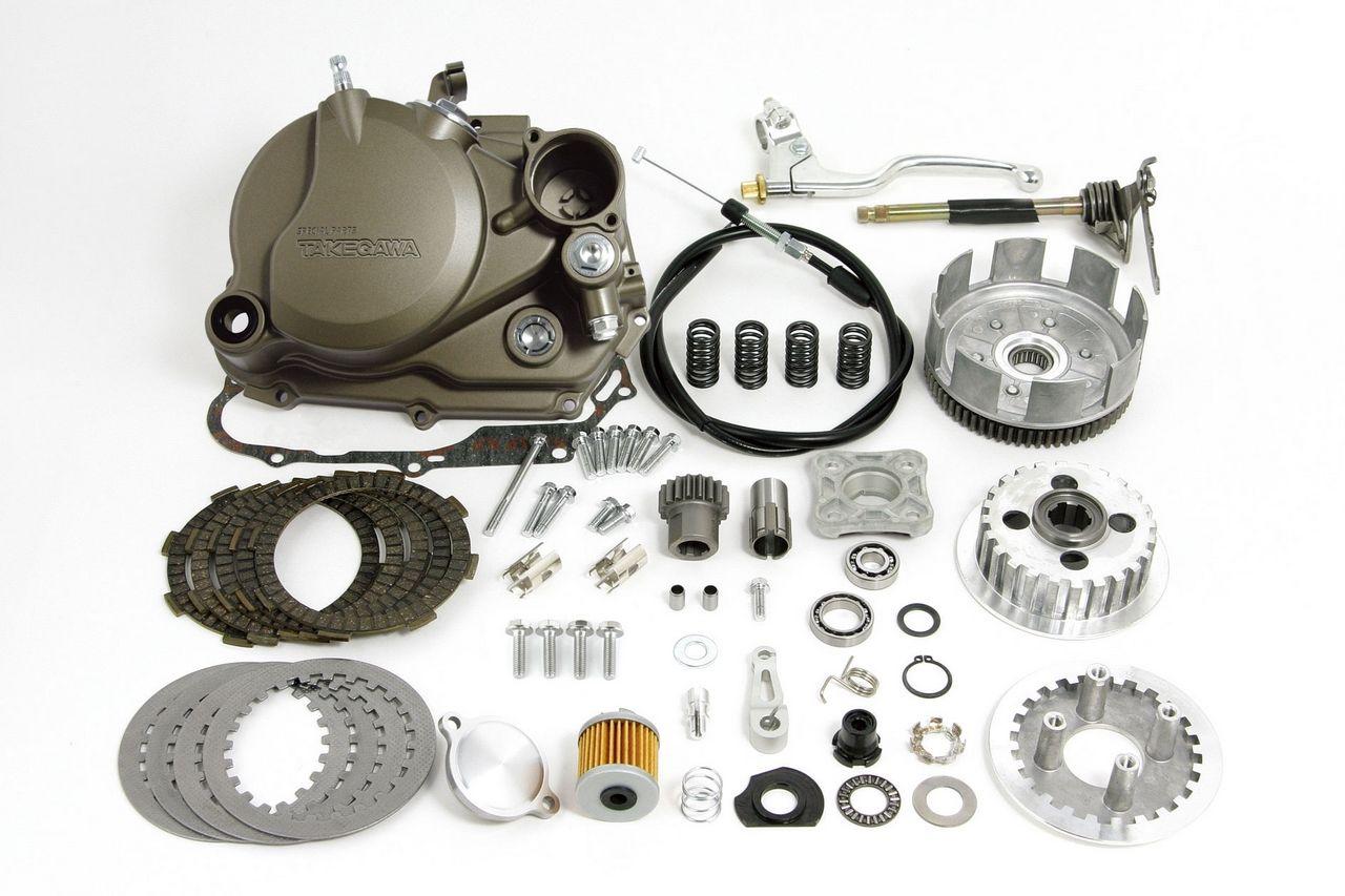 一般型主軸專用特殊離合器套件(壓鑄鋁合金蓋)