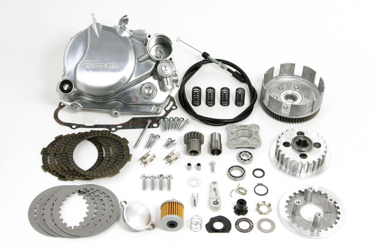 一般型主軸專用 特殊離合器套件 (附鋁合金鑄造外蓋)
