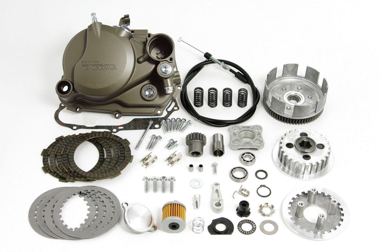 一般型 主軸用鑄造鋁合金特殊離合器套件
