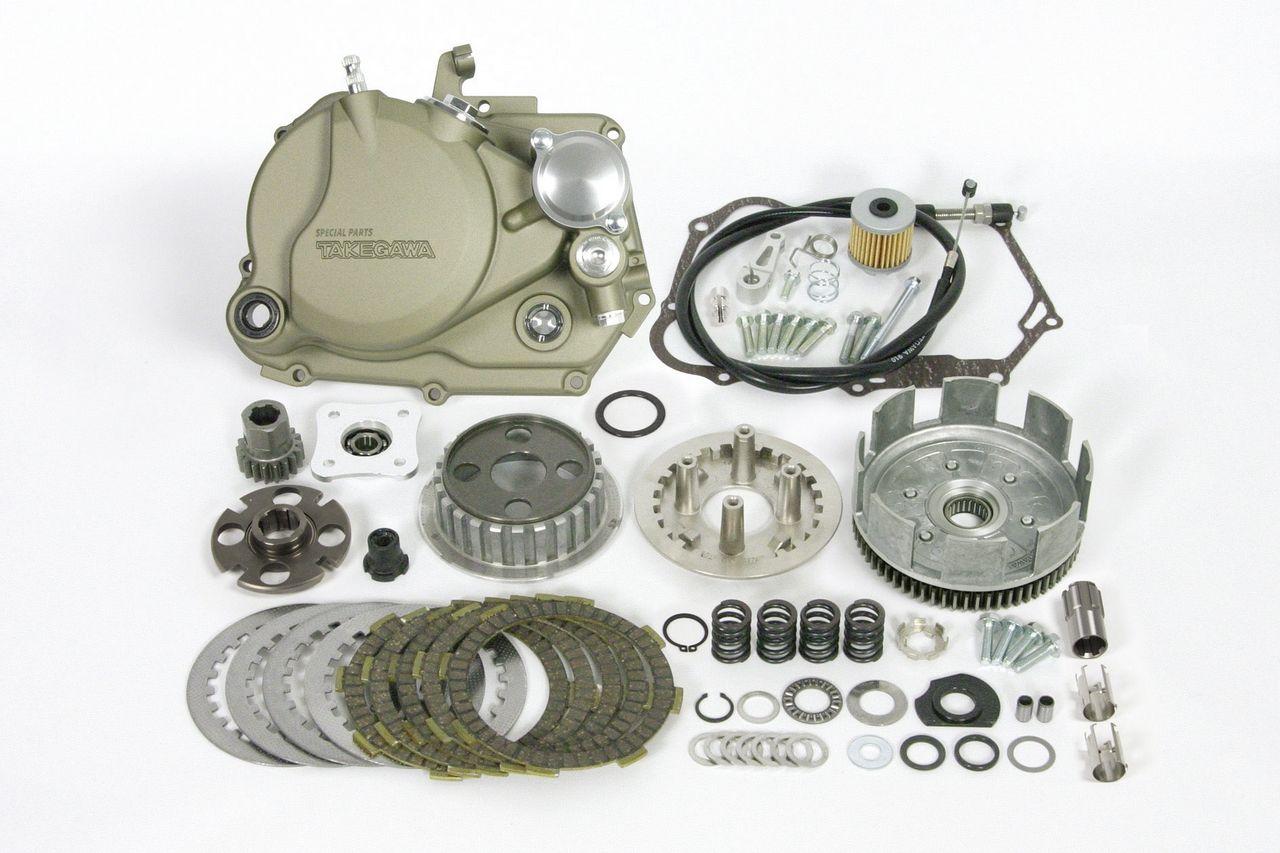 一般型主軸專用特殊離合器套件(滑動式)