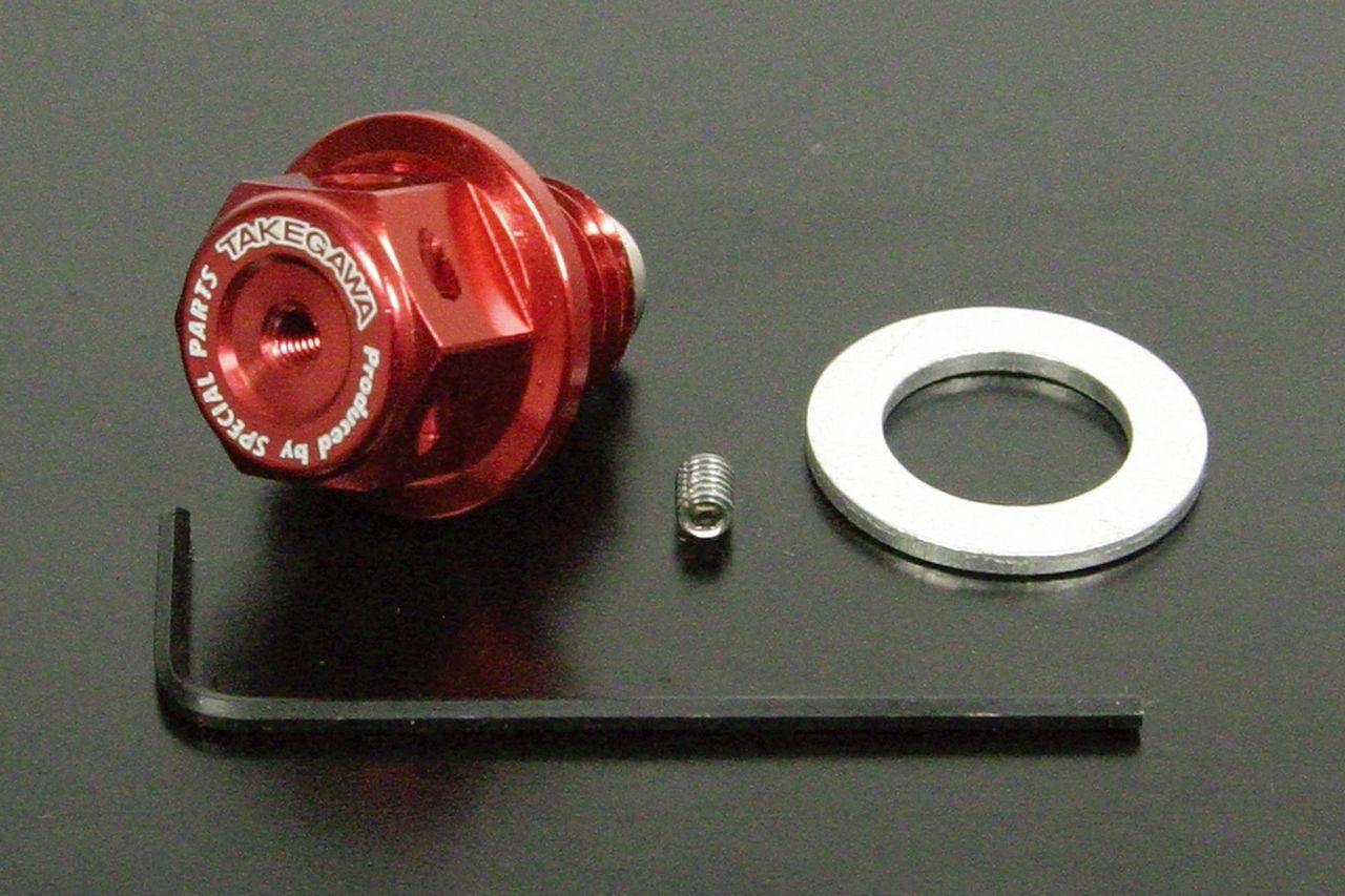 磁性洩油螺絲