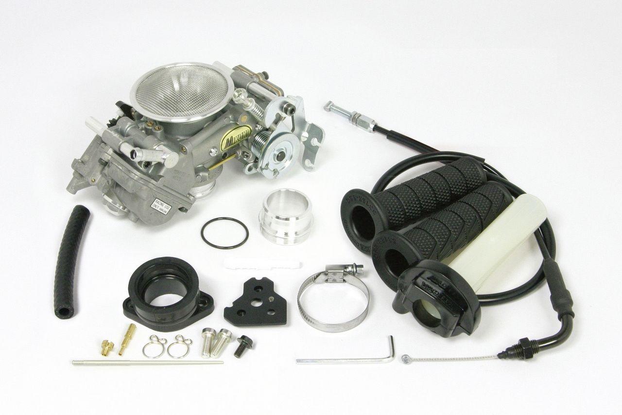MIKUNI TDMR Φ32化油器套件(附空氣喇叭口)
