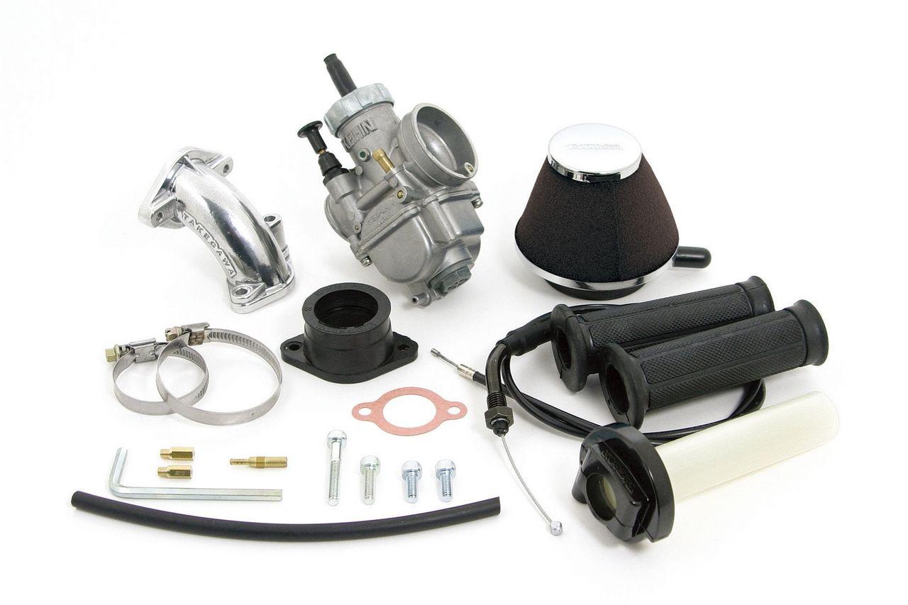 大口徑化油器套件(PE28/Throttle/濾心付)