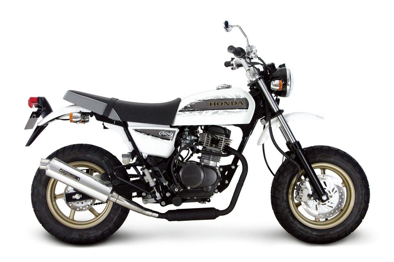 【SP武川】一般型引擎用基本型排氣管尾段 - 「Webike-摩托百貨」