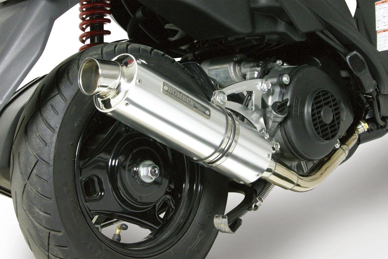 Sport靜音型全段式排氣管