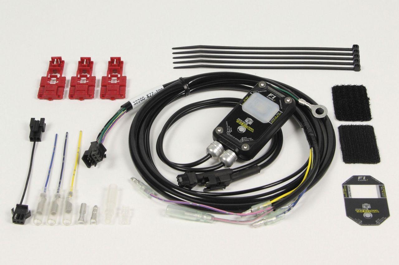 FI CON 2 (噴油控制器)