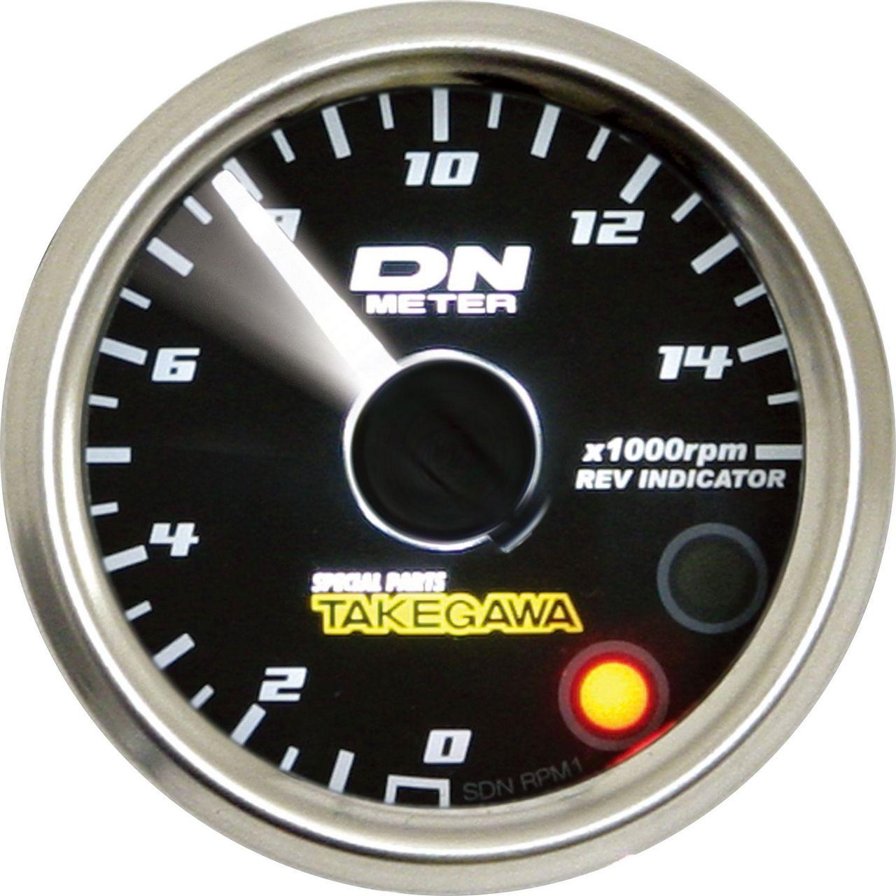 【SP武川】Small DN12V白色LED轉速錶 - 「Webike-摩托百貨」