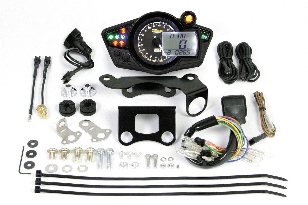 Super 多功能綜合儀錶組 (附M1支架套件)