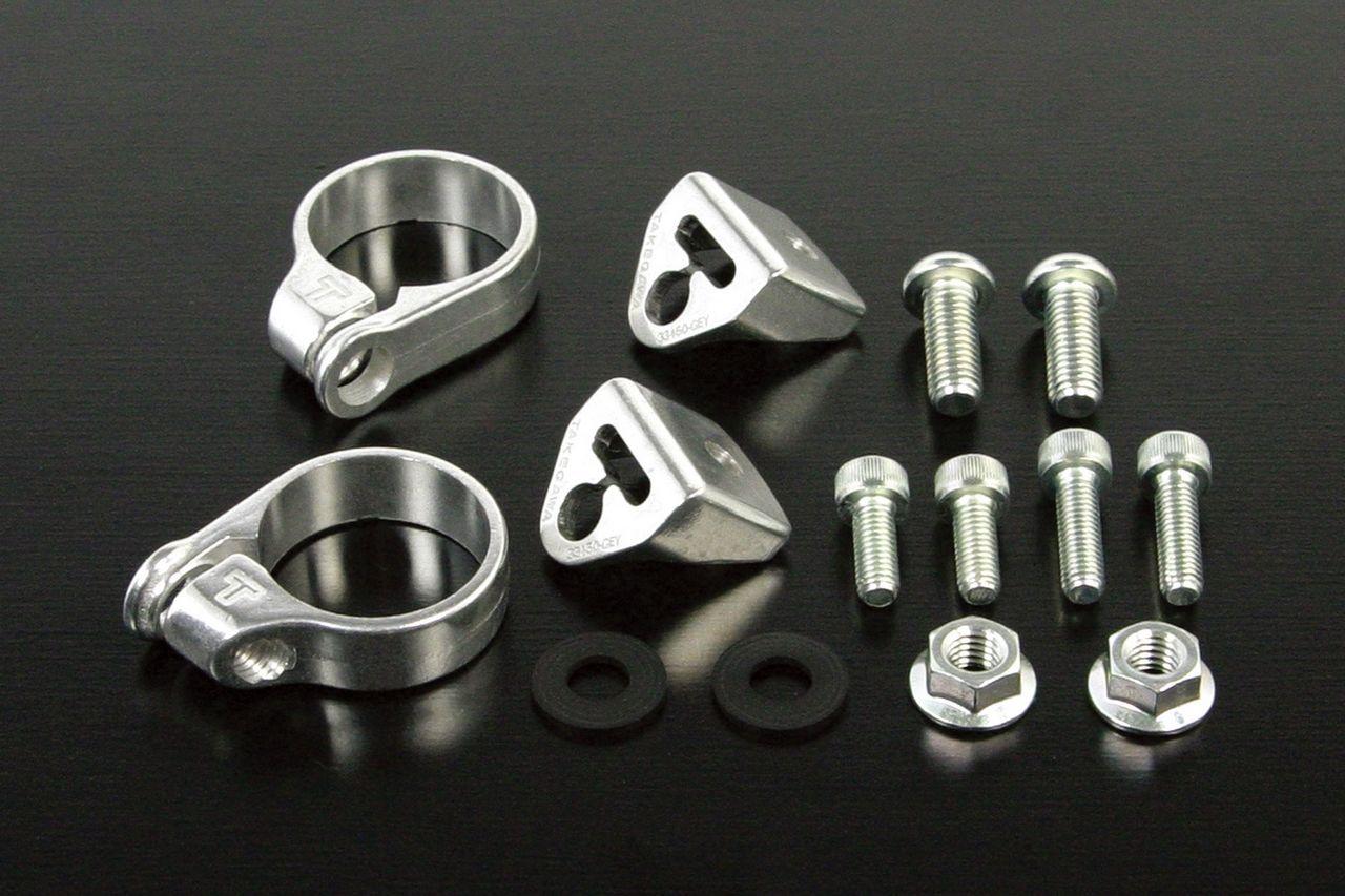 普通型 前叉用鑄造鋁合金製方向燈支架