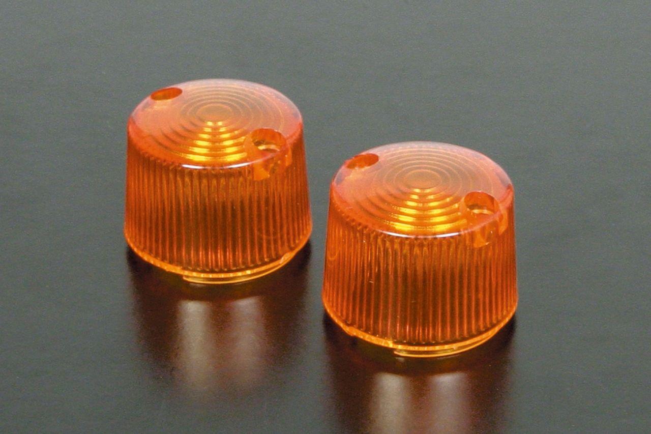 (SP武川社製)圓形S型方向燈殼