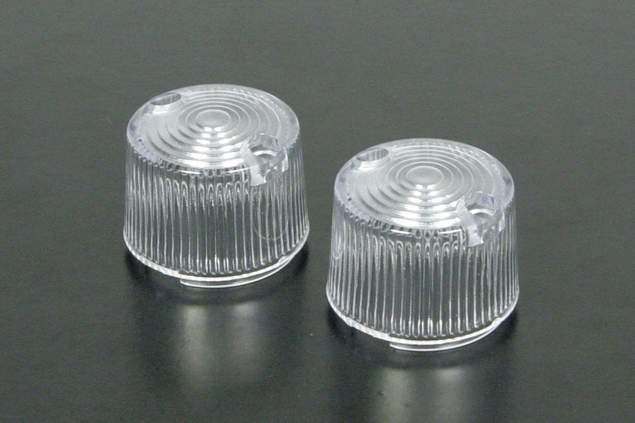 【SP武川】(SP武川社製)圓形S型方向燈殼 - 「Webike-摩托百貨」