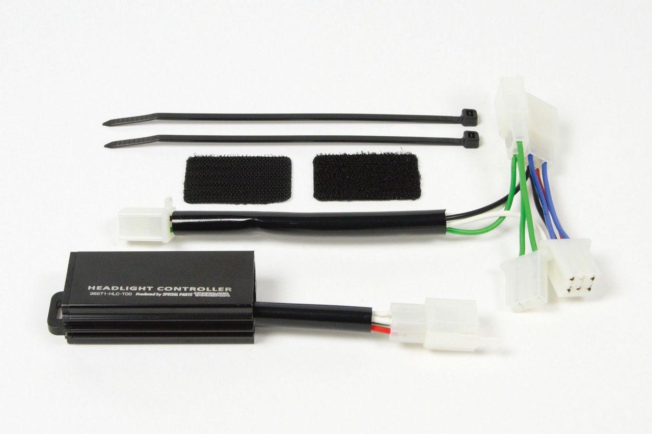 頭燈控制器