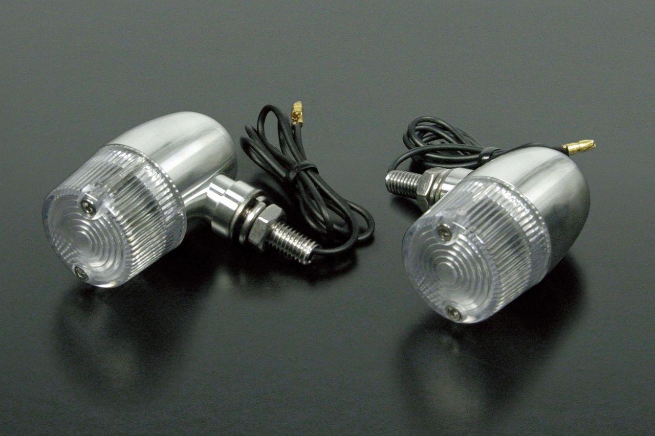 通用型鋁合金切削加工方向燈組(C型式 / M8)