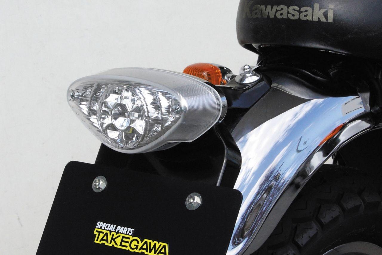 【SP武川】LED尾燈套件 - 「Webike-摩托百貨」