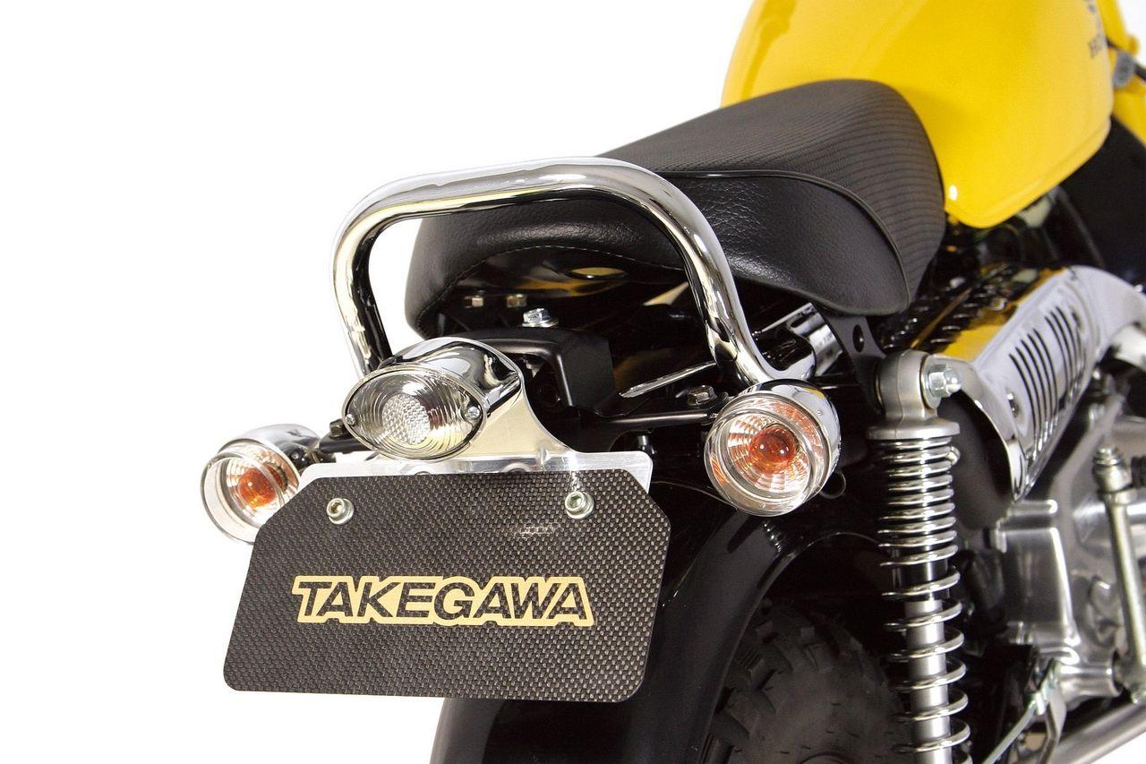 【SP武川】普通型後貨架專用貓眼型尾燈套件 - 「Webike-摩托百貨」