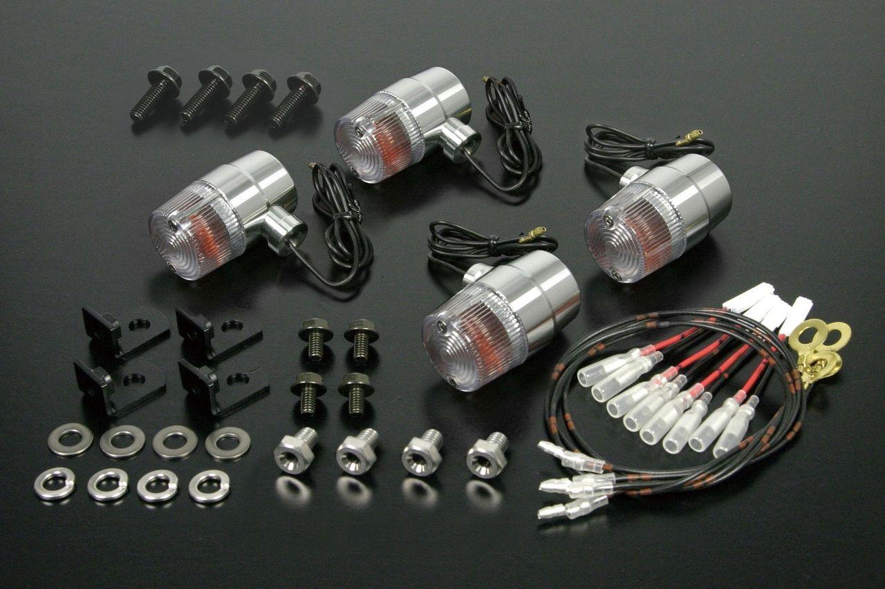鋁合金切削加工方向燈組(A型式)