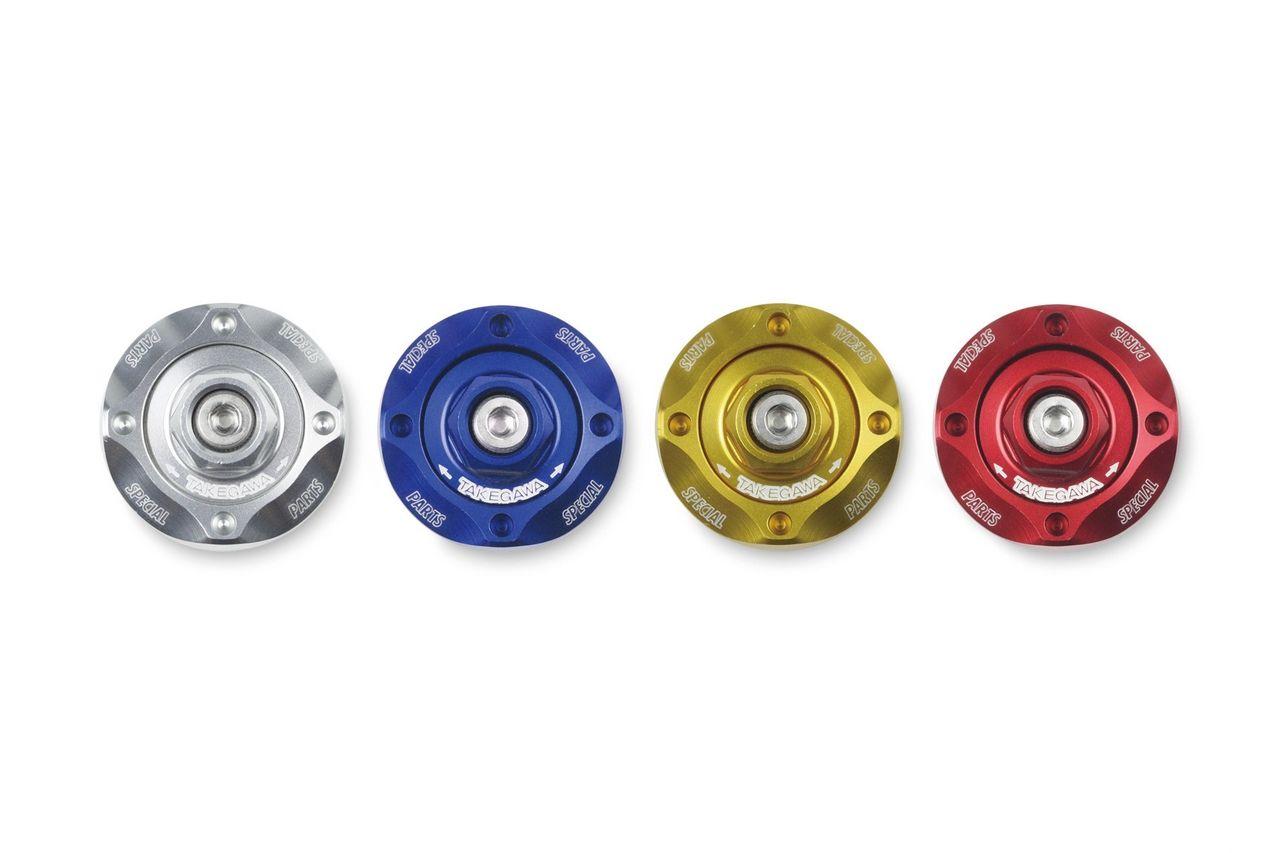 【SP武川】螺絲上座套件(蓋/固定螺絲) - 「Webike-摩托百貨」