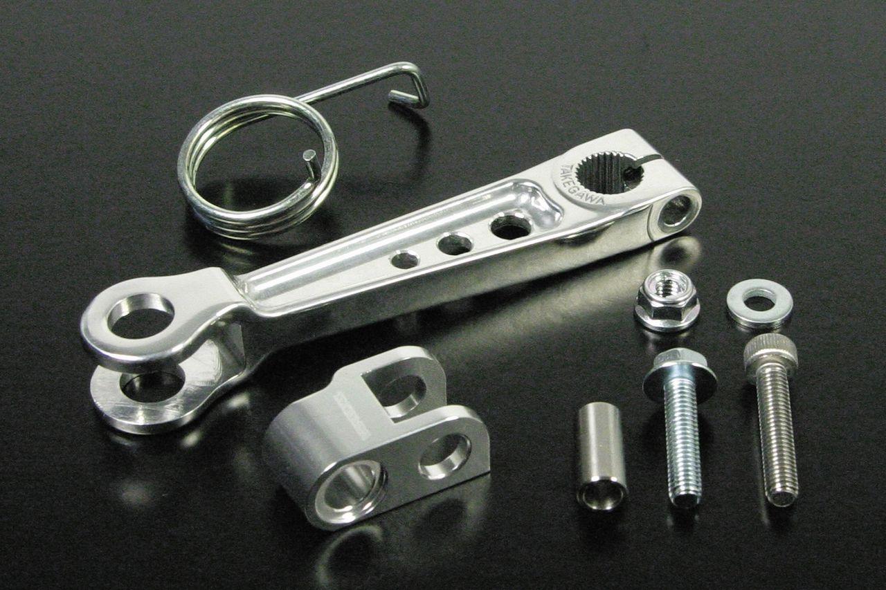 鋁合金鍛造強化前煞車臂套件