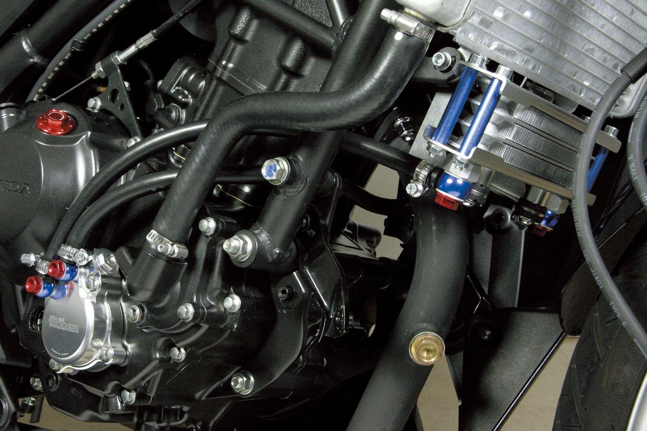 【SP武川】Compact AW機油冷卻器套件 - 「Webike-摩托百貨」