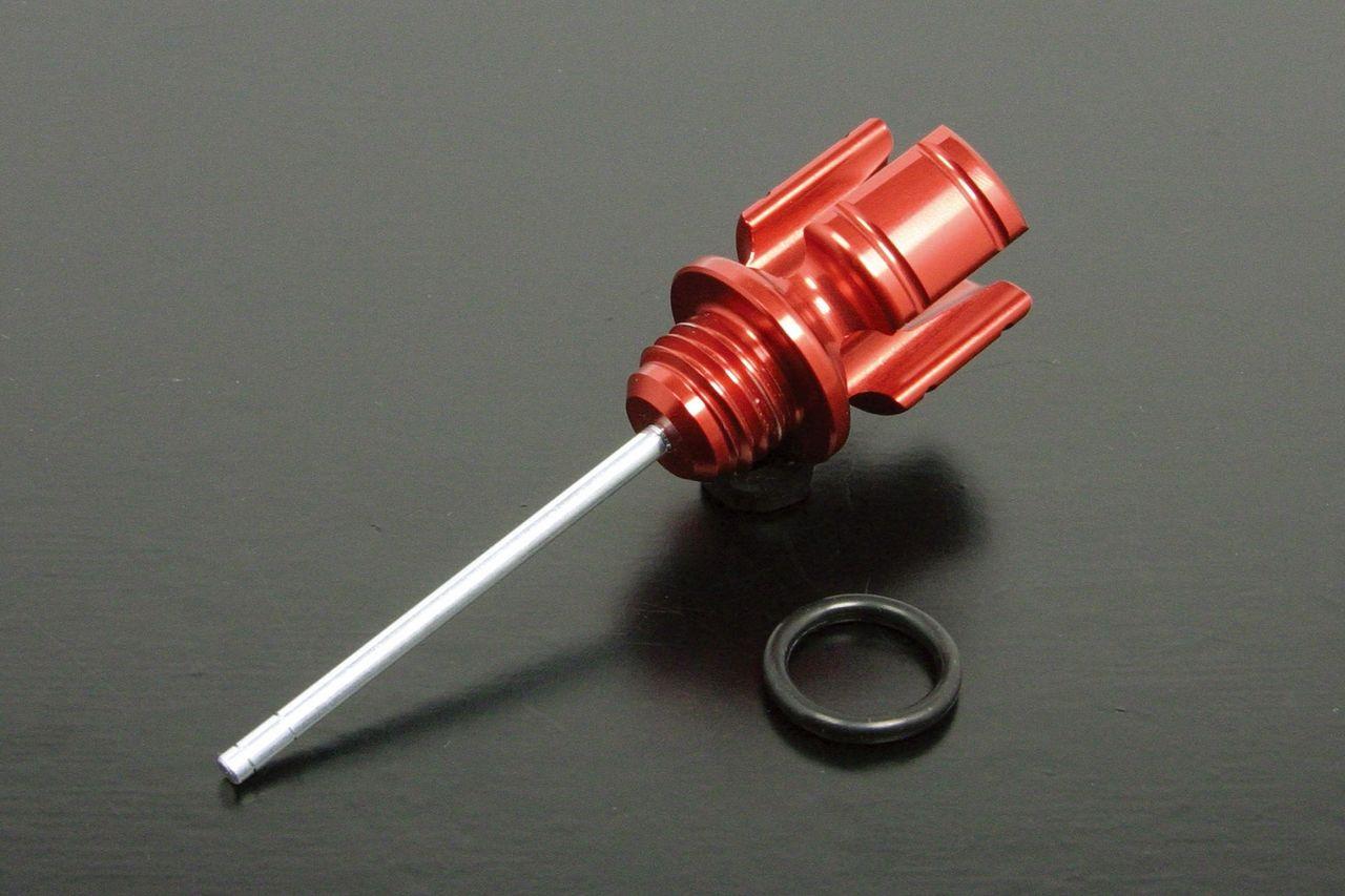 鋁合金切削加工機油液位計