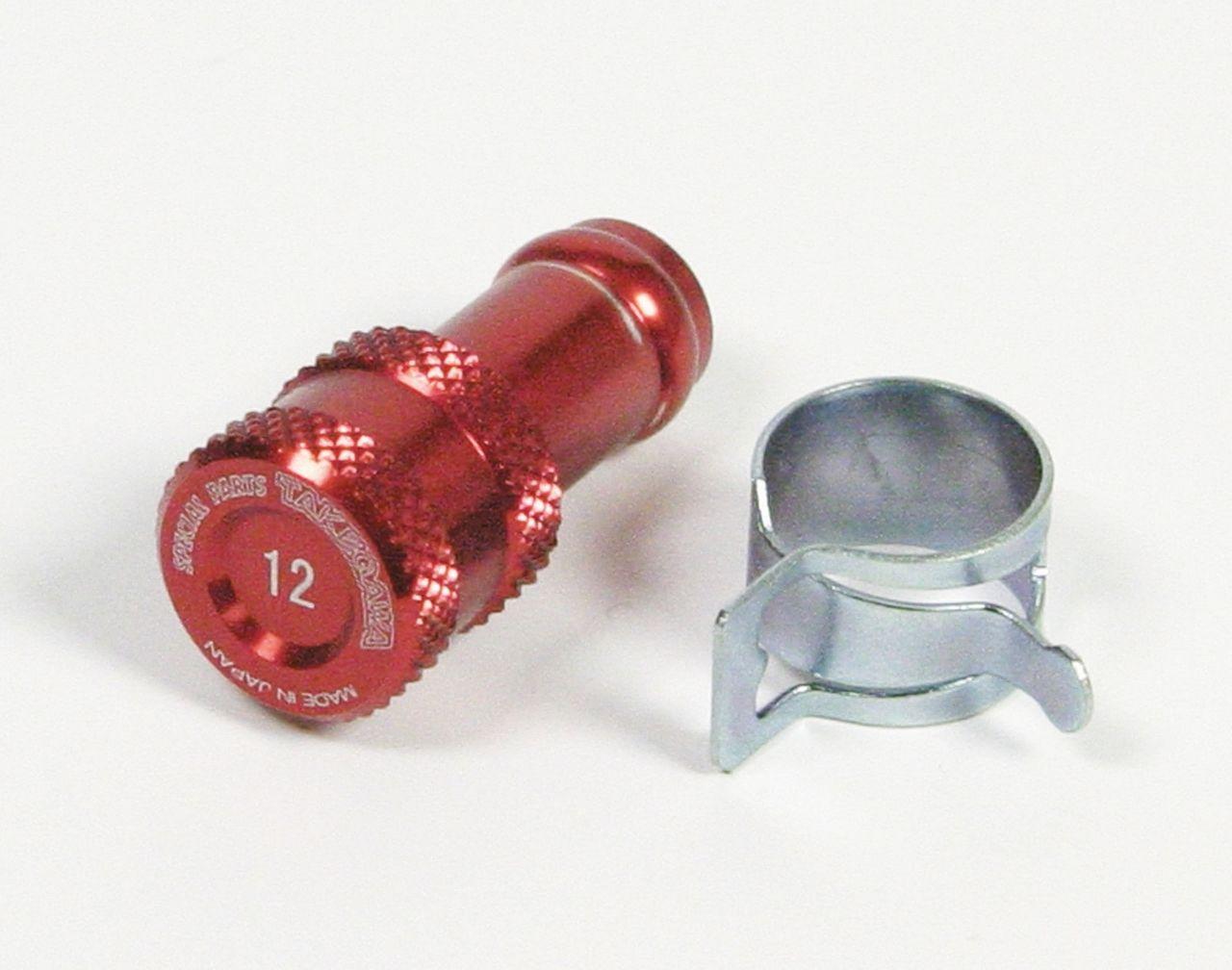 鋁合金切削加工軟管塞子