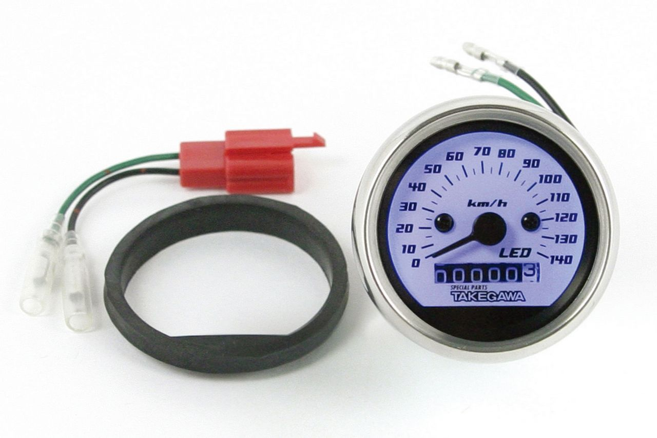D型式指針式速度錶