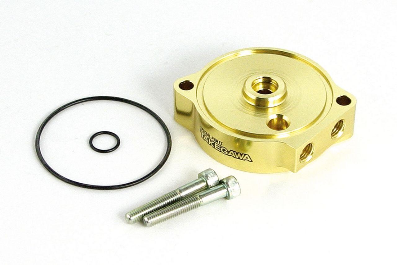機油濾芯轉接頭組(KSR)