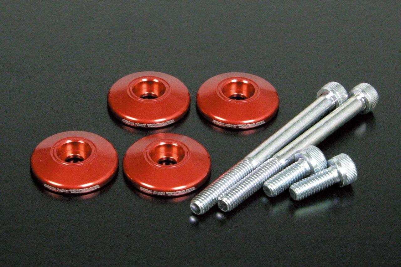 前罩螺絲上蓋墊片組(簡易型式)