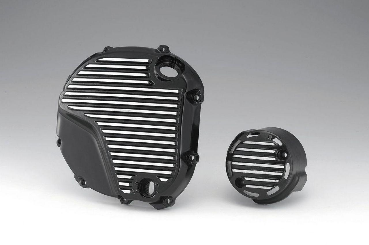 引擎護蓋 黑色 ZEPHYR1100 -06