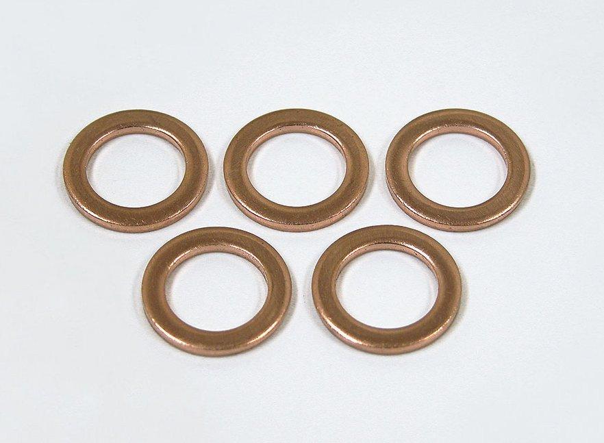 【KIJIMA】銅墊片 - 「Webike-摩托百貨」