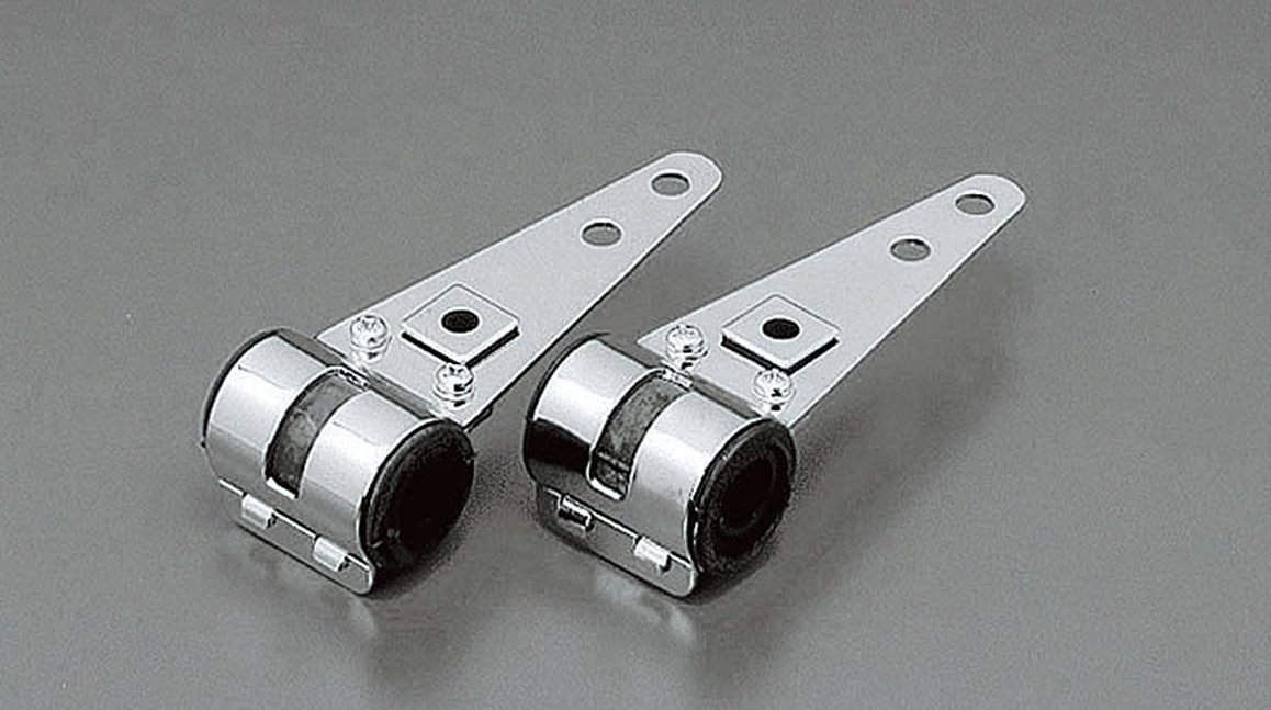 鋼製頭燈支架