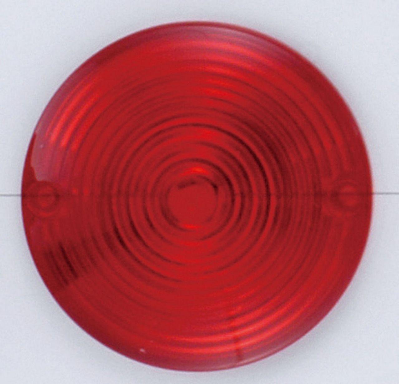【KIJIMA】紅色尾燈燈殼(61.5Φ) - 「Webike-摩托百貨」