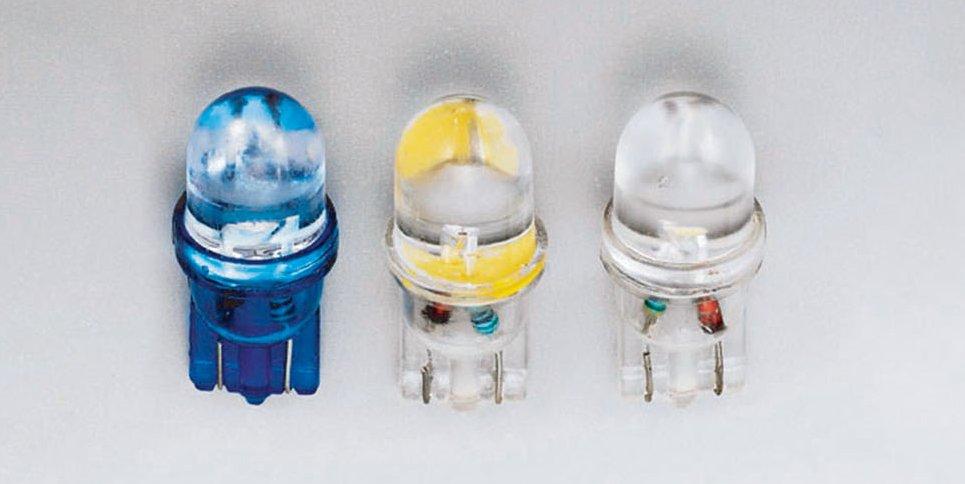 LED燈泡 12V T10