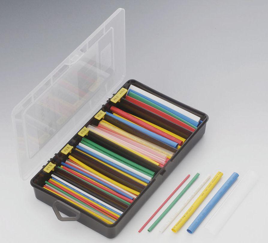 彩色熱縮套管套件
