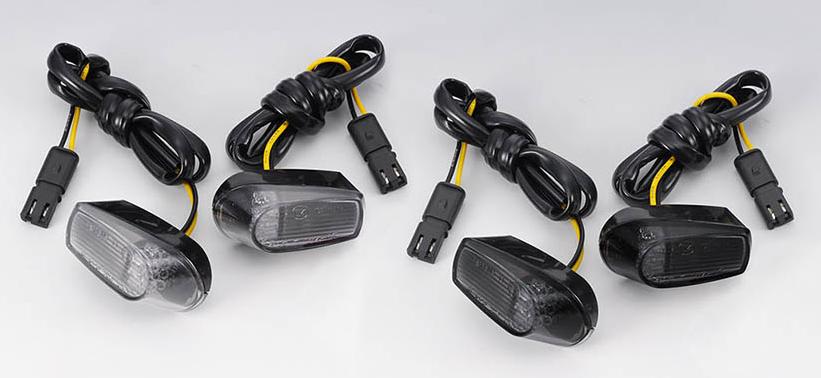 【KIJIMA】前LED方向燈組 - 「Webike-摩托百貨」