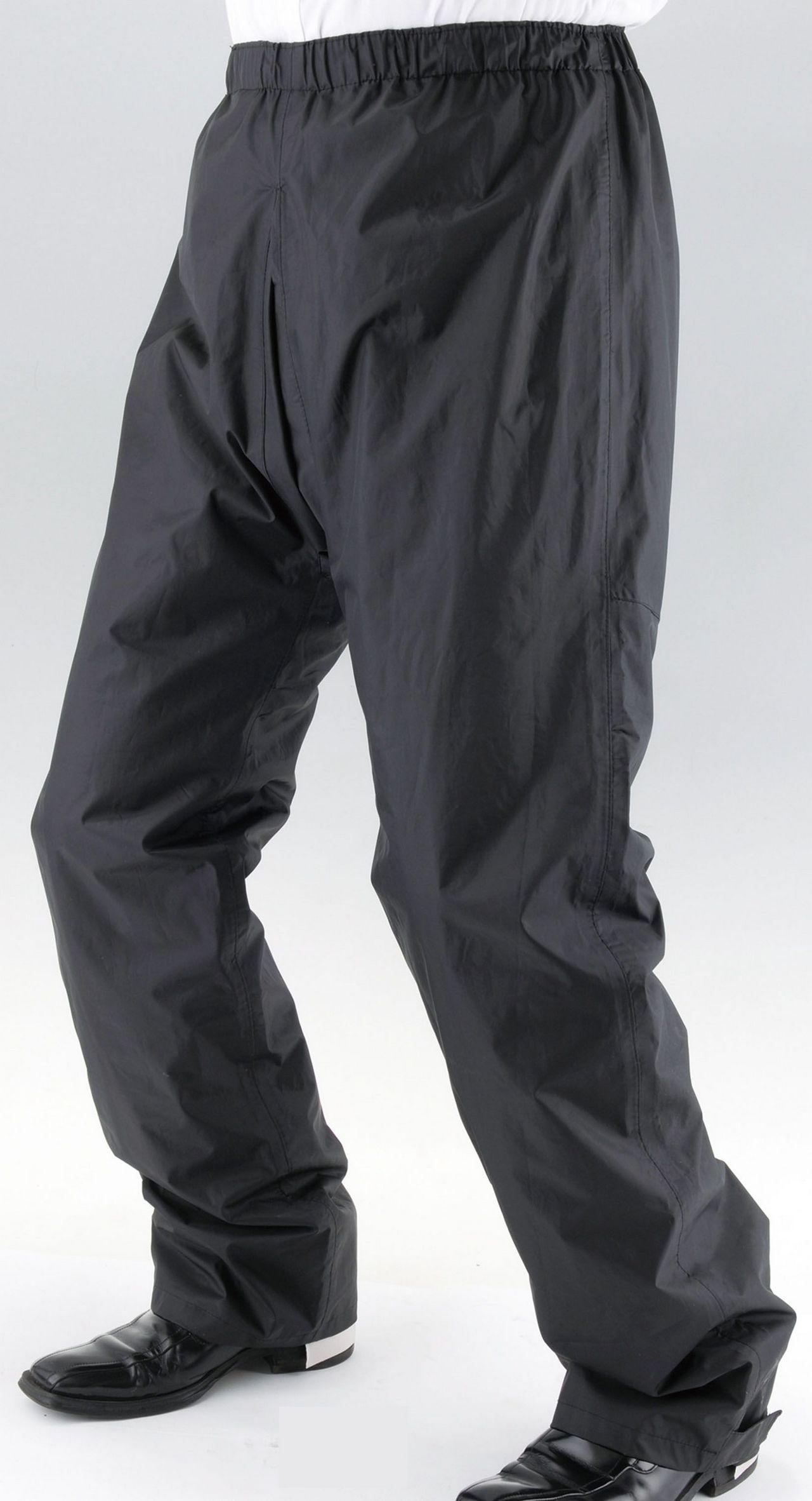黑色雨褲 Resist