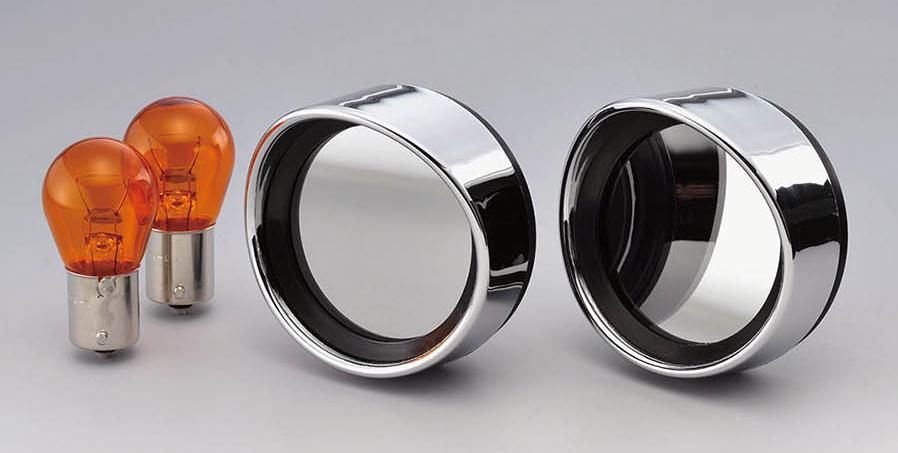 【KIJIMA】方向燈鏡面組 - 「Webike-摩托百貨」
