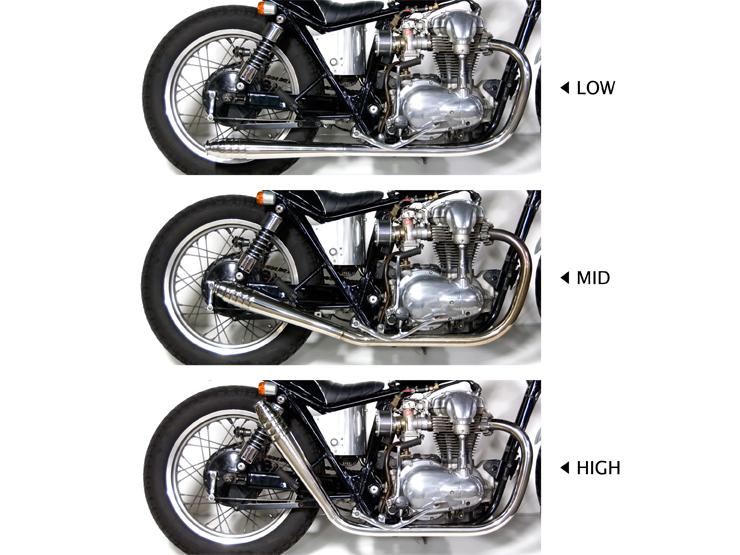 【Motor Rock】69 排氣管 - 「Webike-摩托百貨」