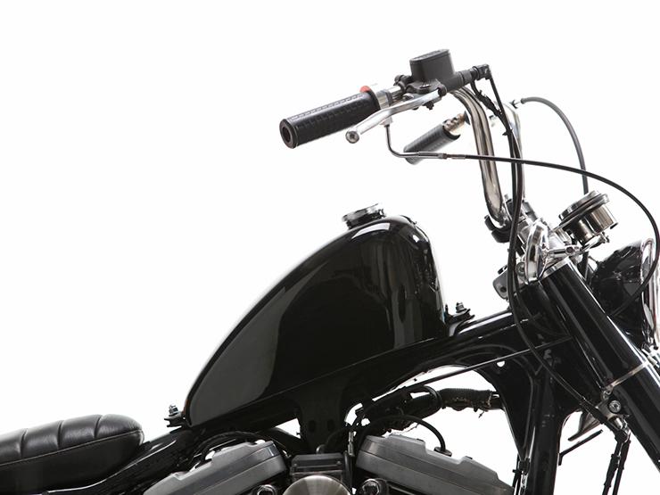 真皮坐墊  短版 (MOTOR ROCK×GAHO)