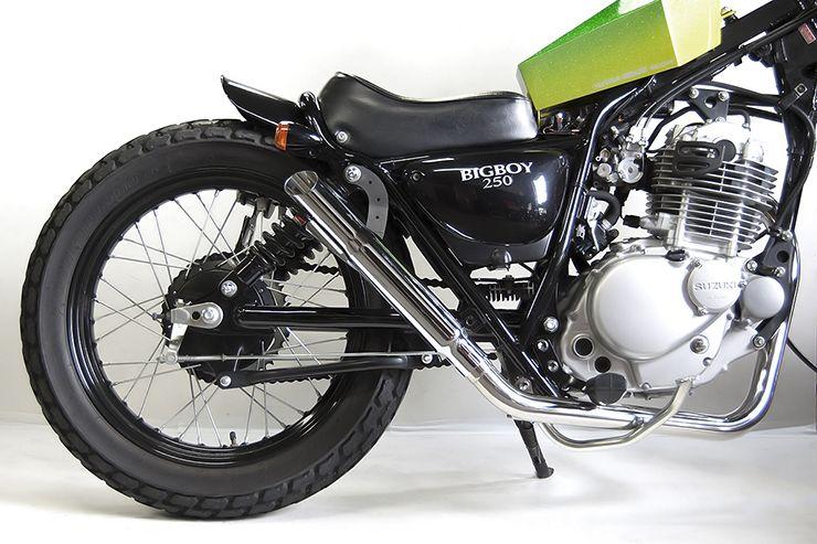 【Motor Rock】Slash Cut Up 全段排氣管 - 「Webike-摩托百貨」
