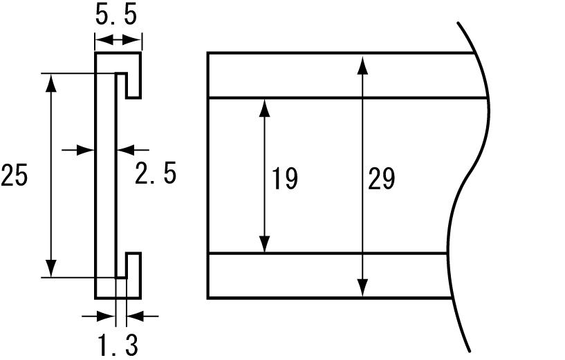 【K-CON】消音器吊環橡皮 - 「Webike-摩托百貨」