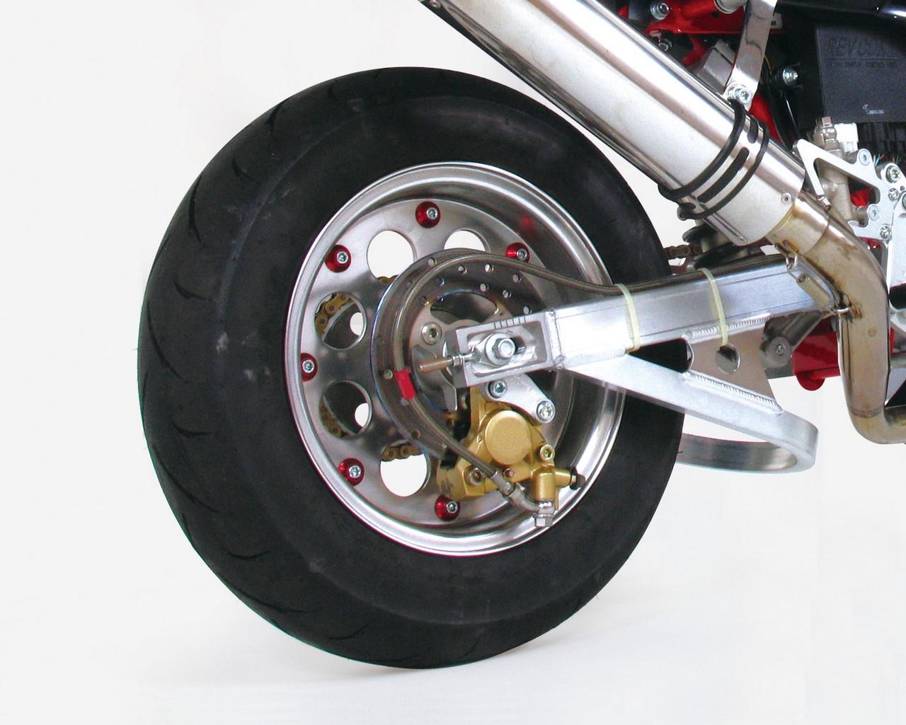 【KITACO】8/10英吋後碟盤改裝套件 - 「Webike-摩托百貨」